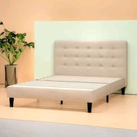 New in the box twin bed frame  2281 mi