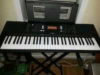 keyboard-piano Yamaha psr e363  New York