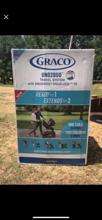 Graco Travel system brand new for baby girl Byram