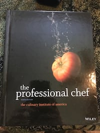 Culinary institute of America cookbook. Very informative for both professionals and novices alike Saint Augustine, 32086
