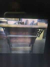 Antique school desk worth at two hundred. 75.00 a piece