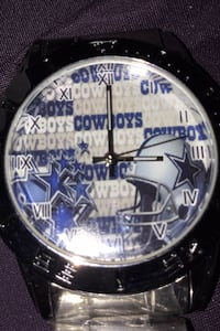 Dallas Cowboys Watch.