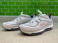 Nike Air Max 98 Summit White Size 8.5 Running shoes Reisterstown, 21136