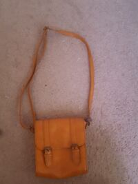 brown leather crossbody bag Ontario, K2G 3R6