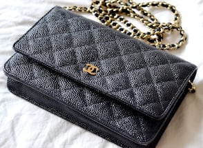 Chanel WOC bag (multiple styles available)