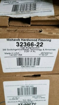 "Mohawk  3.25"" Hardwood flooring (Oak Butterscotch) Manassas, 20112"