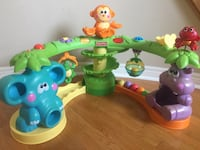Fisher Price Go Baby Go Crawl & Cruise Musical Jungle Oakville