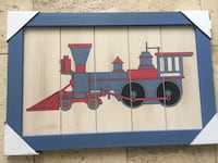 Children's wood wall art - NEW Mississauga, L5G 3P5