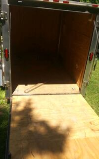 12ft x 6.5 enclosed trailer