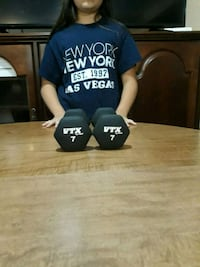 Hand weights 7 pounds Canton, 44709
