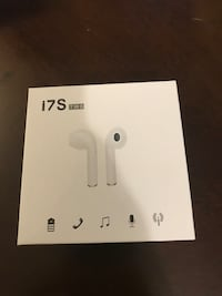 Wireless earphones compitable for apple and android  New York, 11369