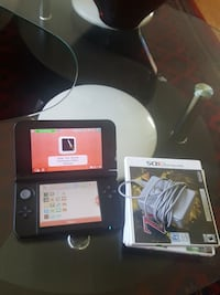 black Nintendo 3DS