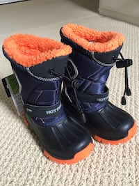 Kids size 8 Hot paws boots New Toronto, M2N 6S4
