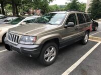 Jeep - Grand Cherokee - 2001 & 2004 Washington, 20006
