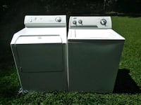 Washer and dryer  Fairburn, 30213