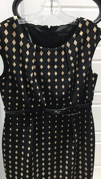 New Connected Apparel Dress/Robe  Size 12