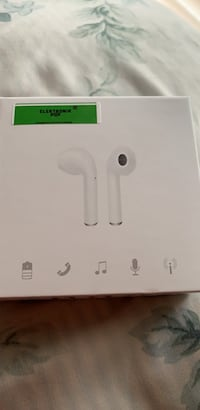 White i7s tws wireless earphones brand new Olney, 20832