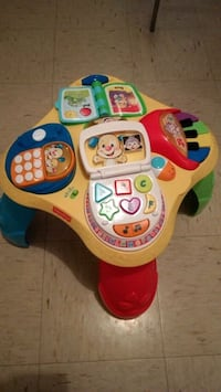 Fisher Price baby activity table Toronto, M9A 4M6