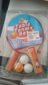 Table Tennis seti