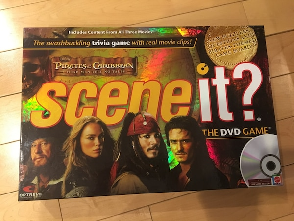Pirates of the Caribbean Scene It? Game