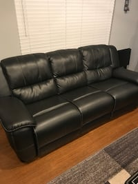 Two Couches w/4 Recliners