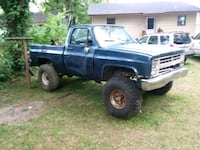 blue single cab pickup truck Chattanooga, 37343