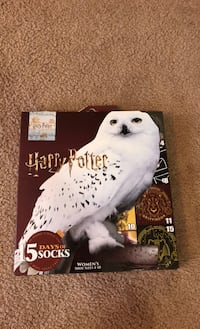 Harry Potter Socks, 15 Count