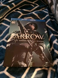 Arrow season 5 brand new never watched Ottawa, K1K 4W3