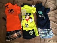 Baby boy summer/spring outfit