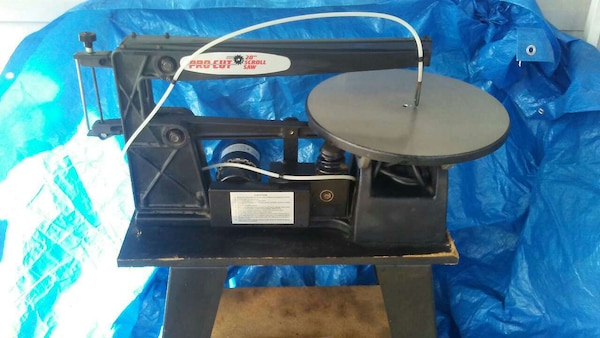 Procut 20 Scroll Saw Model 3620 Type 1A