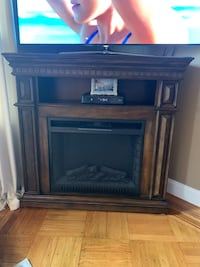 Fire place but fire place doesnt work