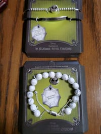 The Nightmare Before Christmas  bracelets Vaughan, L4L