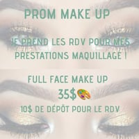 Maquillage de mariage Longueuil