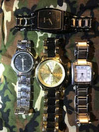 Men's watches bundle