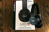 Monster clarity HD wireless headphones with box Toronto, M3C 2Z3