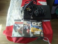 Ps2 with a chip in it i can add 3 more games Toronto