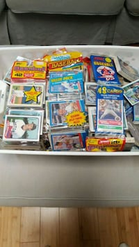assorted-color trading card lot Virginia Beach, 23451