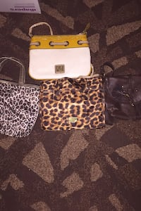 Purses and make up bag Knoxville