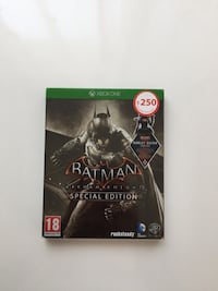 Batman Arkam Knight Xbox One  Seyhan, 01140