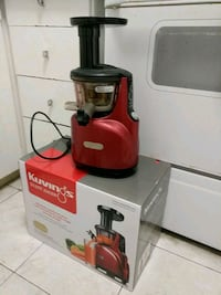 Kuvings silent juicer Toronto, M4Y 2P9