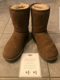 Authentic UGG Classic Boots Size 6 North York, M3K 2C1
