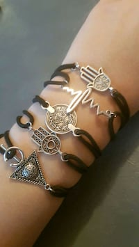 Bracelets stainless steel Laval, H7X 3T5