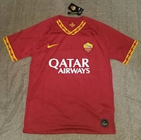 Roma Soccer Jersey Chevy Chase, 20815