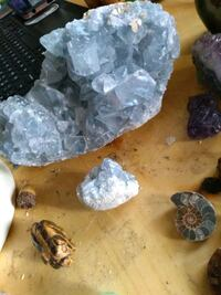 Large 8+lb celestite clusters crystals Tysons, 22102
