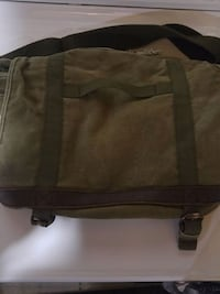 Two military style bags  Edmonton, T5T