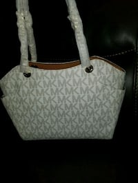 White and brown Michael Kors brand new Columbus, 31909