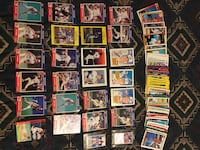 Baseball cards from 1988-1993. Includes many 1993 collector editions. Stack of randoms as well.  Weyburn, S4H 1M3