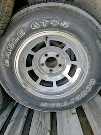 75th anniversary Corvette wheels 5x4.75 or 5x120.6 Milton, L9T 1B2