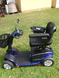 Mobility Scooter (New) Price Negotiable Miami