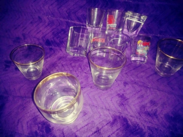 shot glass lot